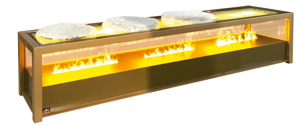 Effektfeuer (Bank Sit Gold XXXL)