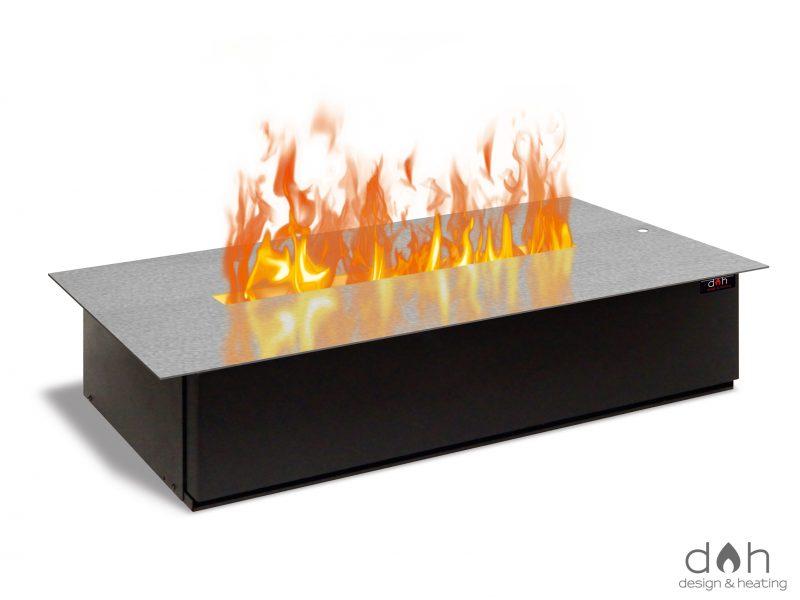 Steel-Fire Large Inox